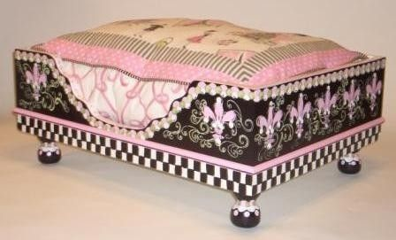 Uniquely Handcrafted Doggie Beds by Jakey BB by jakeybb on Etsy
