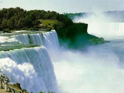 5 Air Terjun Paling Besar di Dunia | tidakmenarik.com