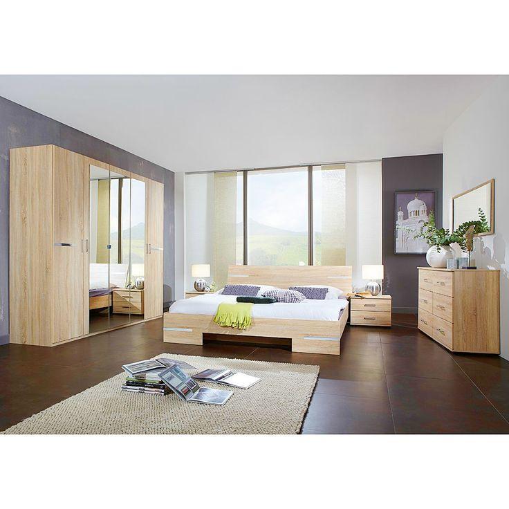 Die besten 25+ Komplette schlafzimmersets Ideen auf Pinterest - schlafzimmer braun weiß