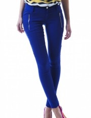pantalones azul eléctrico www.buylevard.com