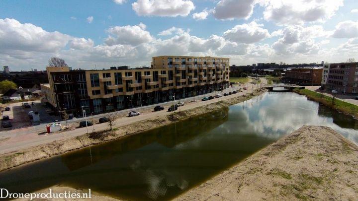 Utrecht | 109 appartementen 't Zand | Woningbouw | Projecten | Van der Sluis Technische Bedrijven www.vd-sluis.nl