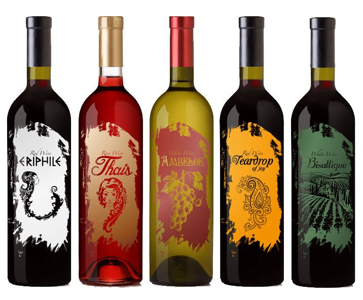 Traditional organic classic wines in a modern and attractive design. Boost sales in every shop!