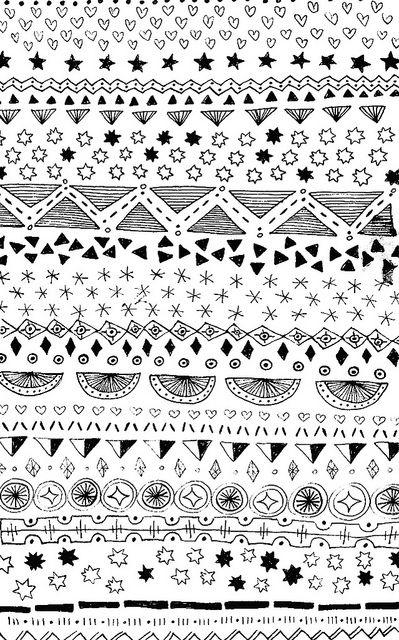 looks like a doodle design <3