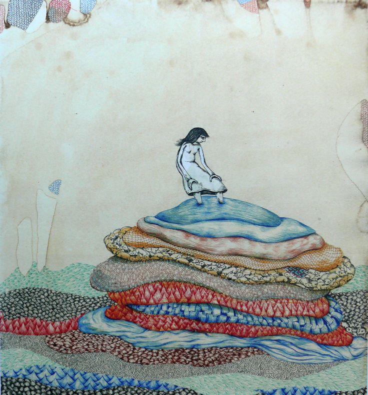 Mel Kadel, Foot Bath, 2007