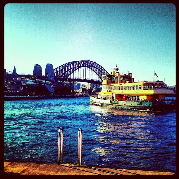 Sydney Harbour in Sydney, NSW