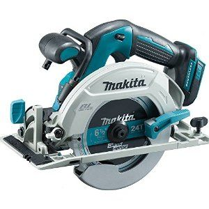 "Makita XSH03Z 18V LXT Lithium-Ion Brushless Cordless 6-1/2"" Circular Saw, Bare Tool Only - - Amazon.com"