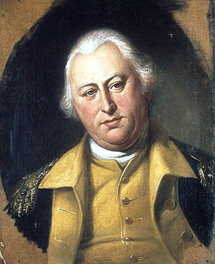 Benjamin lincoln by charles wilson peale - Charles Willson Peale - Wikimedia Commons