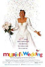 Locandina Le nozze di Muriel