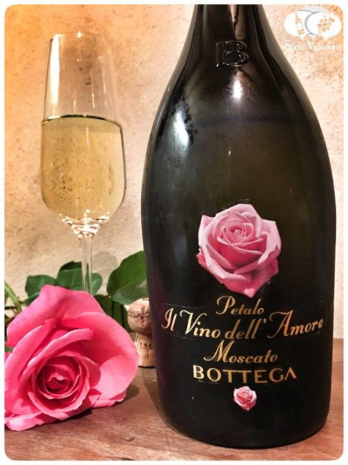 Score 84/100 Wine review, tasting notes, rating of Bottega Il Vin dell'Amore Moscato Spumante. Description of aroma, palate, flavors. Join the experience.