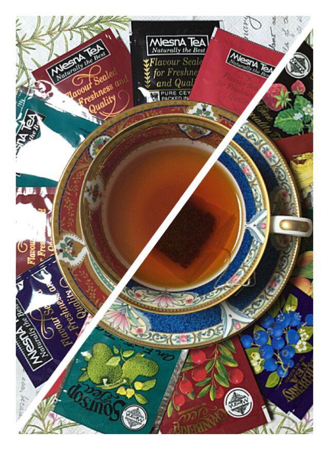 Ceylon Tea ! Tea cup set !