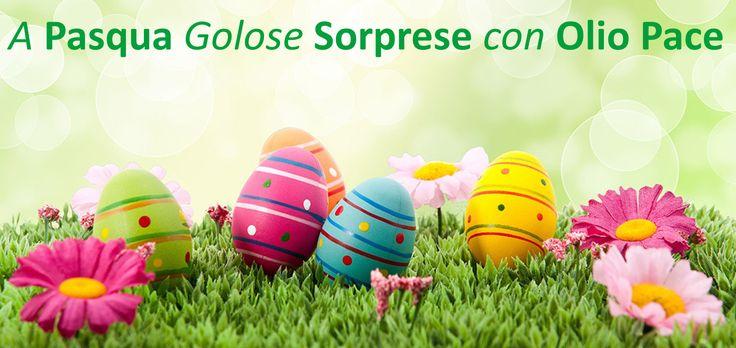 https://goo.gl/fTpXM2 A Pasqua Golose Sorprese con Olio Pace! Scopri le Nostre Confezioni Regalo in occasione della #Pasqua - Proposte valide fino al 16 Marzo! #easter