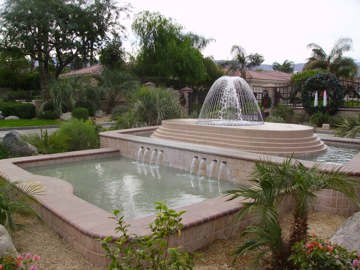 1000 Images About Custom Cascades Fountain Pond Scapes