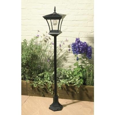 19 best front walkway light images on pinterest front walkway solar lamp post garden light aloadofball Gallery
