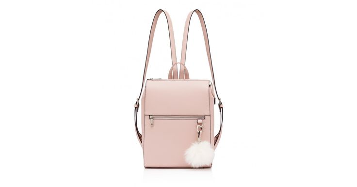 For covetable style and timeless elegance, finish your look with our Harlow Zip Top Backpack.