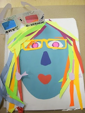 Great art lesson ideas for youngins.