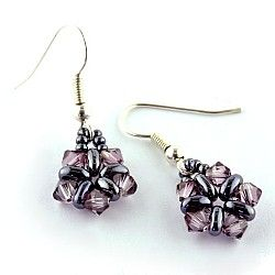 Twin Bead & Swarovski -  can make in all kinds of colors!!!