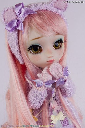 99 Best OOAK Pullip Dolls Images On Pinterest Beautiful