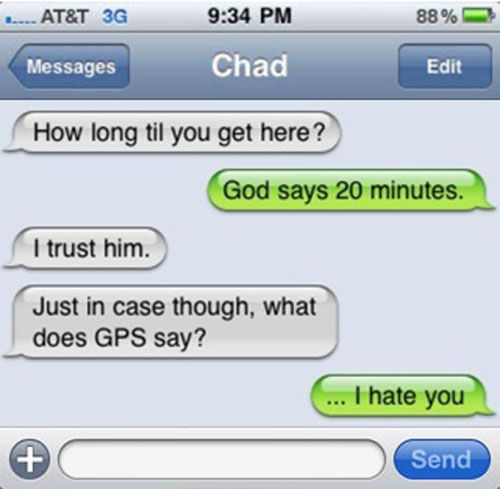 iPhone autocorrect can be pretty hilarious, which we've highlighted in these 25 insanely funny auto correct fails.