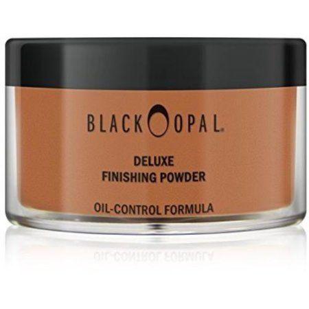 Black Opal Deluxe Finishing Powder, Deep 1 ea