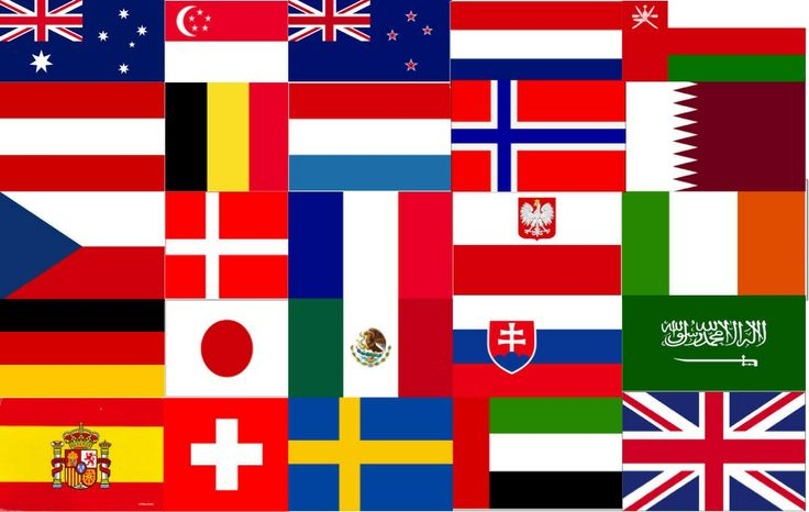 Check out the flags of all of the countries where adidas Gymnastics distributes!  Can you find YOUR flag??? If not, email sales@theelegantsports.com and we can help!  #allin