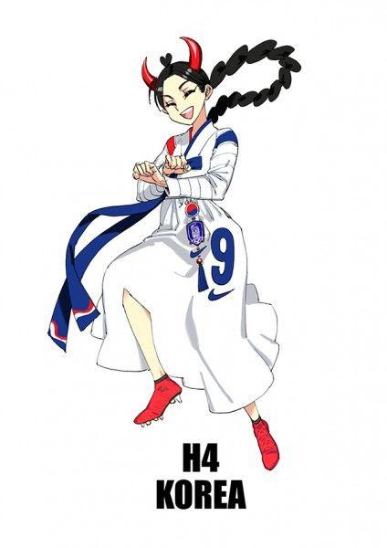 Corea del Sur te baila el Gangnam Style con ropa tradicional