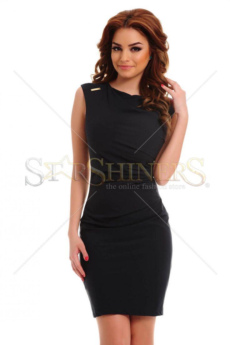 PrettyGirl Chastity DarkBlue Dress