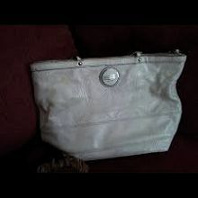 Love mine bought it just for the cruise!!! NWT COACH Vacation Beach Signature Clear Tote Shoulder Multi Color Bag Purse
