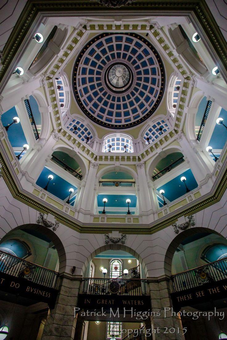 Port of Liverpool Building Atrium 1