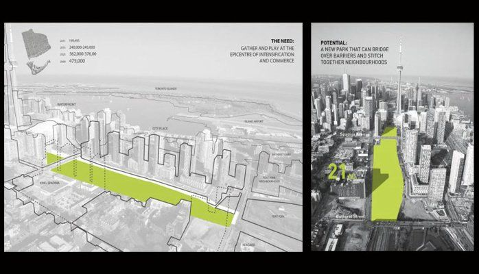 Rail Deck Park – New 'Toronto' Central Park – is on the Right Track!