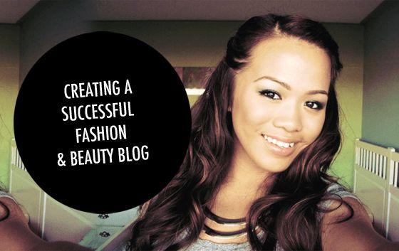 Learn how to start and run a successful fashion blog @ http://www.twelveskip.com/guide/blogging/987/create-successful-beauty-fashion-blog