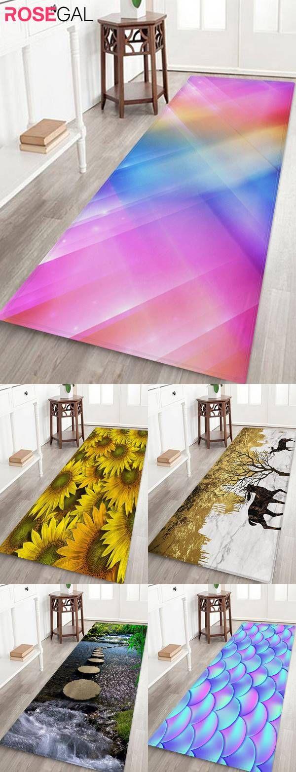Rosegal spring area rug Vintage Wood Board Print Fleece ...