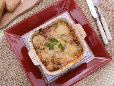 Receta | Musaka vegetariana - canalcocina.esRecipe, Musaka Vegetariana, Musaka Vegana