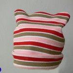 Шьем трикотажную шапочку для малыша