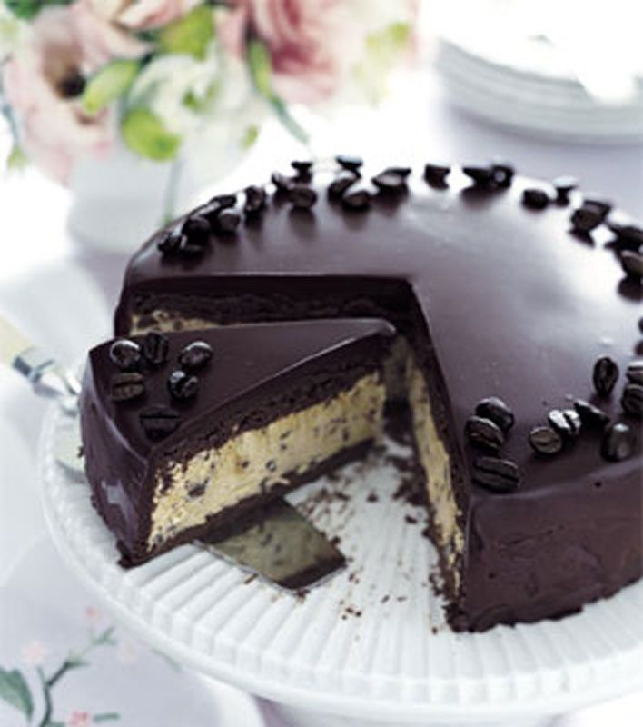 ... chocolate ganache cake chocolate layer cake with mocha frosting and