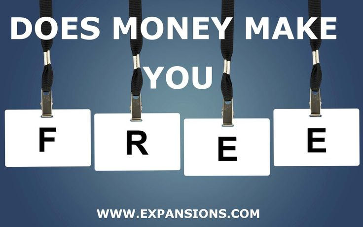 """You did really excellent work regarding the question of """"Does Money Make You Free?"""" Money is a tool that is neutral, like everything else. What YOU do with the tool can either boost... read more here http://www.expansions.com/july-free-your-self-1231/ Janet Diane Mourglia-Swerdlow #Expansions"""