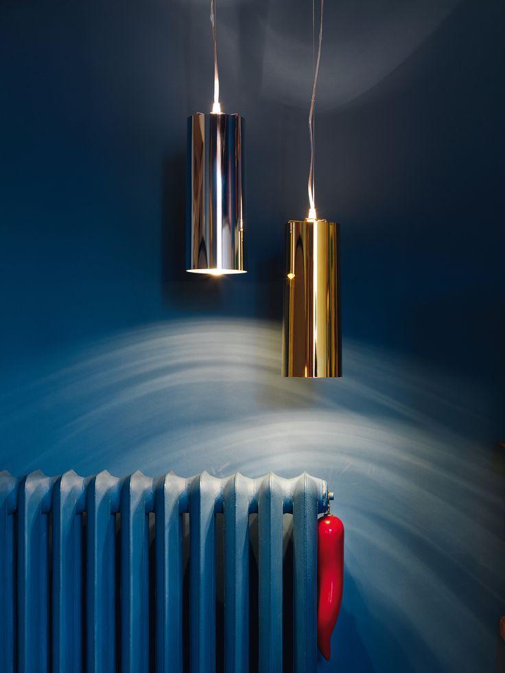 EASY lámpara, diseño Ferruccio Laviani