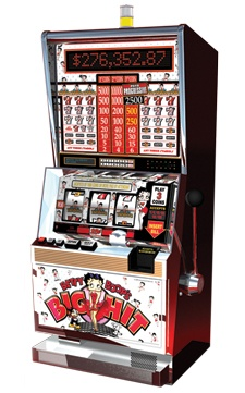 1999 - Alliance Gaming introduces Betty Boop's Big Hit™ wide-area progressive game in more than 20 Nevada casinos.
