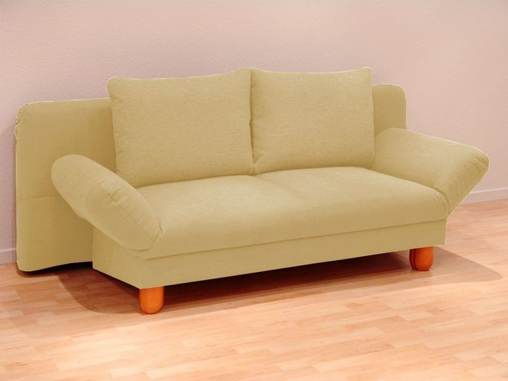 Design Schlafsofa Bettsofa Sofa Couch Creme 2589. Buy now at https://www.moebel-wohnbar.de/design-schlafsofa-bettsofa-sofa-couch-creme-2589.html