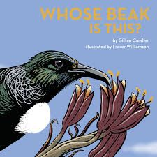 Auckland Libraries Staff Picks: Whose beak is this? by Gillian Candler