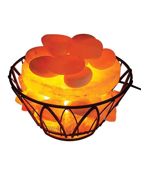 Massage Warehouse offers the lowest prices on Harmony Salt Pro Basket Himalayan Salt Stone Warmer and other quality Hot Stone Massage