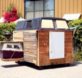 Artist Gregory Kloehn Upcycles Found Materials as Tiny Homes for California's Homeless