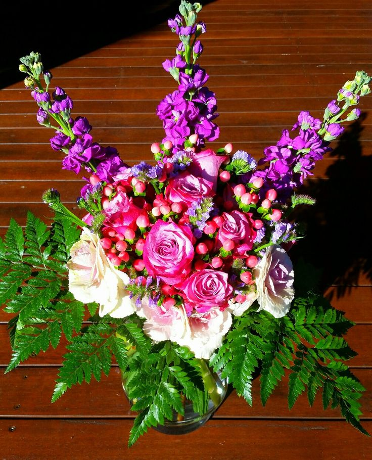 Flower Bouquet by Fancy Flowers created by Felicity