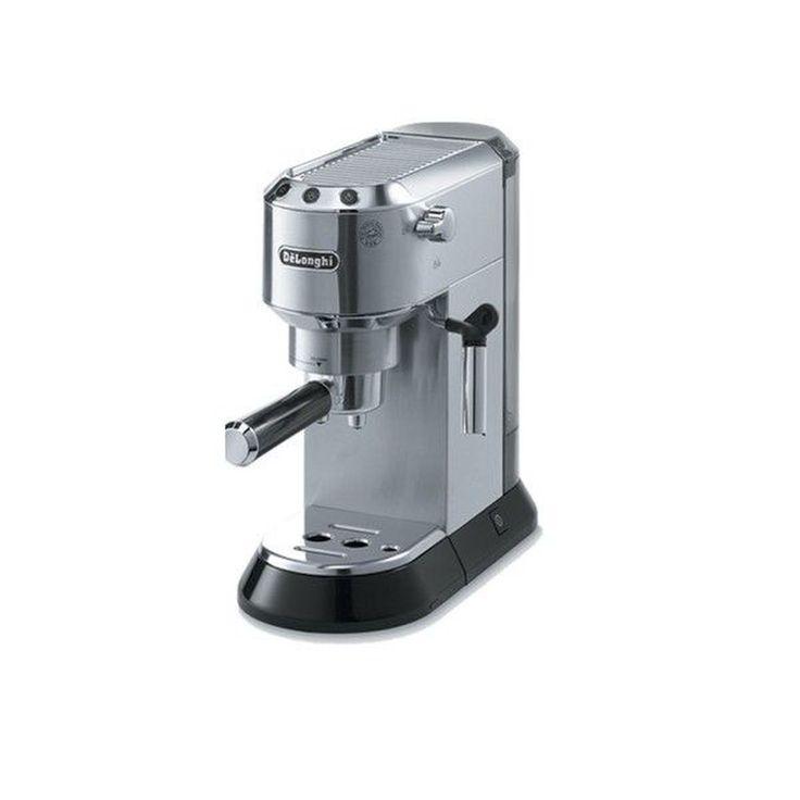 DeLonghi EC 680.M - espressorul de dimensiuni reduse . Mulți dintre noi ne dorim un espressor de calitate pentru prepararea cafelei, dar din păcate spațiul mic ne împiedică să alegem modelele potrivi... http://www.gadget-review.ro/delonghi-ec-680-m/
