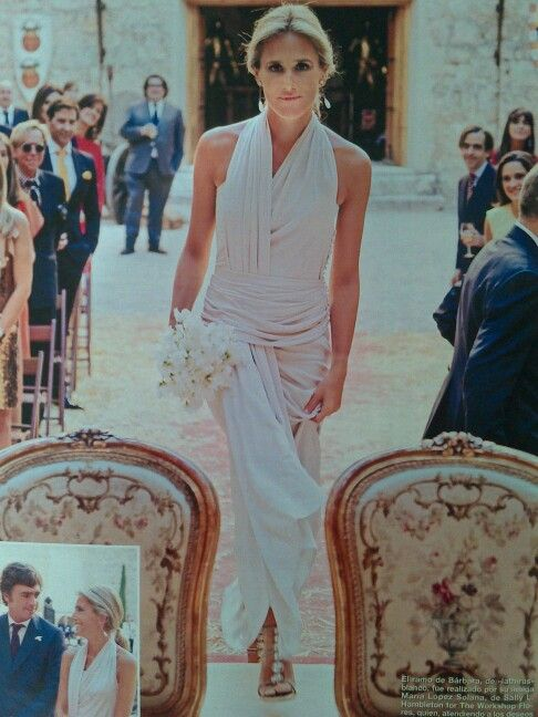 Vestido by LORENZO CAPRILE