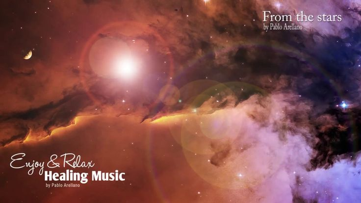 Beautiful Meditation Music /From the stars by Pablo Arellano