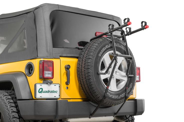 Allen® Sports 2 Bike Spare Tire Bike Rack | Quadratec
