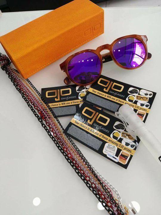 Προκάλεσε την τύχη σου 😘 και κέρδισε απίστευτα δώρα από τα καταστήματα OJO sunglasses!!! ❤️😘🕶 #sunglasses #mensunglasses #womensunglasses #polarizedsunglasses #fashion