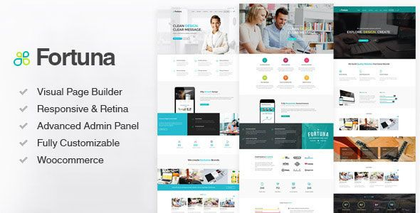 Visible Web page Builder – Visible Composer + Parallax and Video Backgrounds ($forty three Worth) Trendy Multipurpose Design 30+ Closely Customizable Parts Predesigned Web page Templates Easy Demo Import Superior Theme Choices Panel Prolonged Customise Performance Responsive Design 1200+ Retina IconsDemo: http://themeforest.net/item/fortuna-responsive-multipurpose-wordpress-theme/12496833http://www.hotfiles.ro/download/fortuna111.rar/1408157htt
