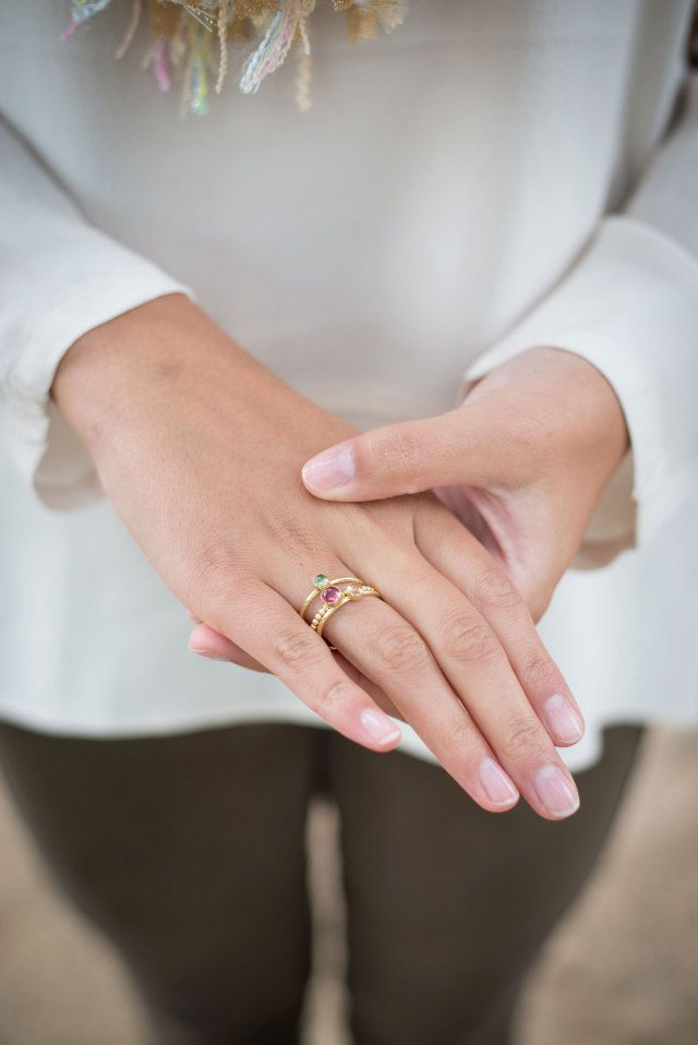 #trouwring #trouwringen #ringen #verloving #trouwen #bruiloft #inspiratie #wedding #engagement #ring #inspiration | Photography: Blik & Bloos Fotografie | ThePerfectWedding.nl