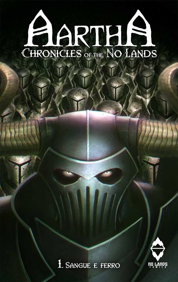 Aartha, Chronicles of the No Lands n.1 Pedro M. Andreo Xabi Gaztelua #fantasy #nolands #aartha